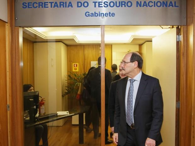José Ivo Sartori Ministério da Fazenda (Foto: Luiz Chaves/Palacio Piratini)