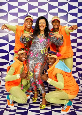 DG, dançarino do Esquenta (Foto: Reprodução/Facebook)
