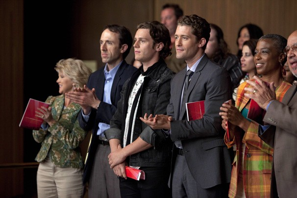 Glee - E Will pensa sobre o seu futuro (Foto: Divulgação / Twentieth Century Fox)
