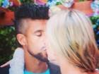 Léo Moura e Camila Silva fazem festa para celebrar casamento
