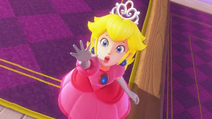 Super Mario Odyssey tem muitas novidades, mas resgatar Peach de Bowser ainda é o objetivo (Foto: Divulgação/Nintendo)