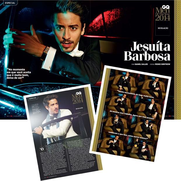 Confidencial Jeusíta Barbosa (Foto: Reprodução)
