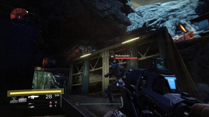 Jogue o multiplayer competitivo em Destiny (Foto: Reprodução/ Thiago Barros)
