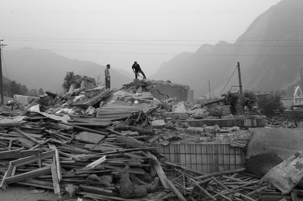 1/6/08, Wenchuan, China, 2005-2009 (Foto: Ai Weiwei)