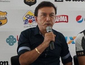 Rubens Guilherme ABC (Foto: Augusto Gomes/GloboEsporte.com)
