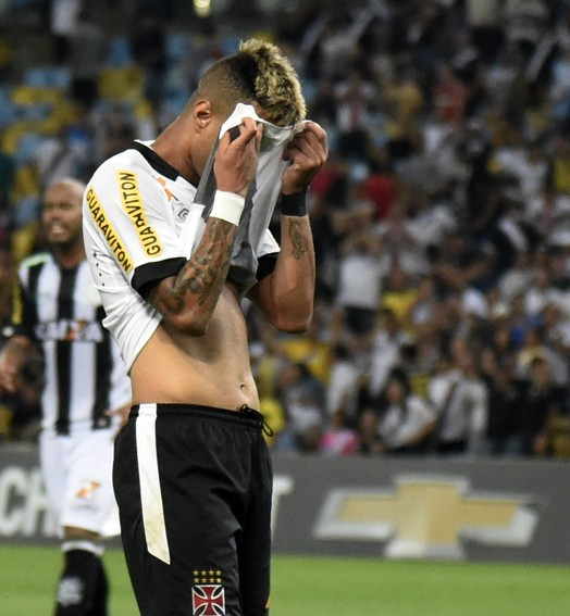 noite  infeliz (André Durão / GloboEsporte.com)