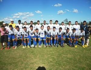 Ricanato Futebol Clube vai representar o Tocantins em campeonato nacional (Foto: Denir Maurício/Ricanato Futebol Clube)