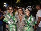 Wanessa posa com Zilu e alfineta Graciele: 'Minha mãe é protagonista'