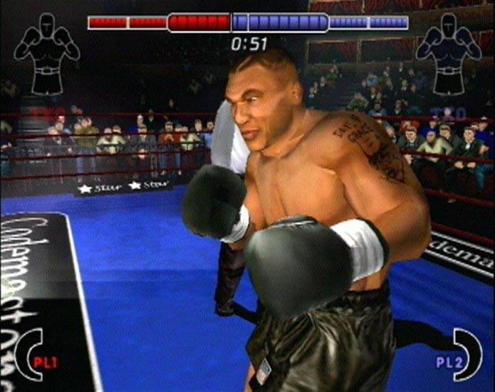 Mike Tyson Heavyweight Boxing (Foto: Reprodução)