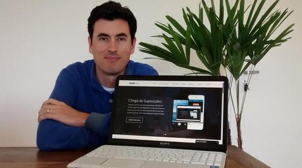 Thiago Ghilardi R$ 10 mil em divulgação, TI e abertura de empresa (Foto: Divulgação)