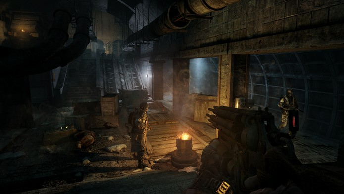 Metro 2033 Redux (Foto: Reprodução)