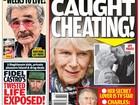 Camilla Parker-Bowles está traindo o Príncipe Charles, afirma tabloide
