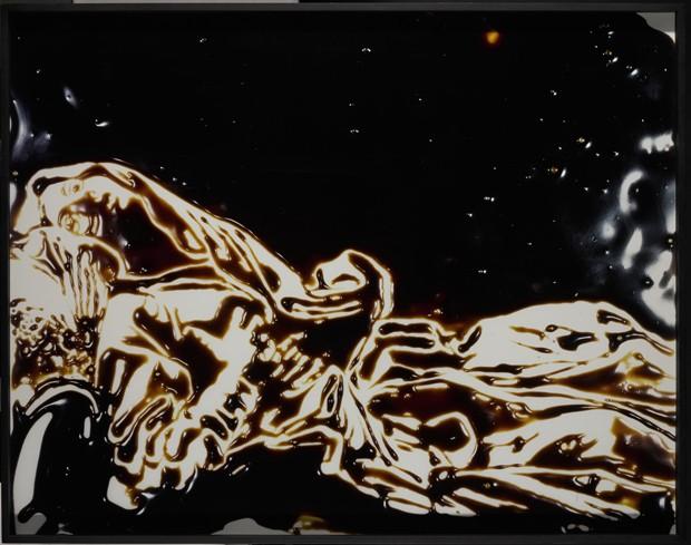 Vik Muniz SANTA LUDOVICA, 1998 Edition 2 of 3 Cibachrome 120 x 147 cm (47.24 x 57.87 in) Valor estimado entre £25,000-35,000 (Foto:  Divulgação)