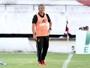 """Ney Franco reconhece Sport abaixo contra Central: """"Potencial para mais"""""""