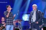 Caetano Veloso e Mosquito cantam 'Não Enche'
