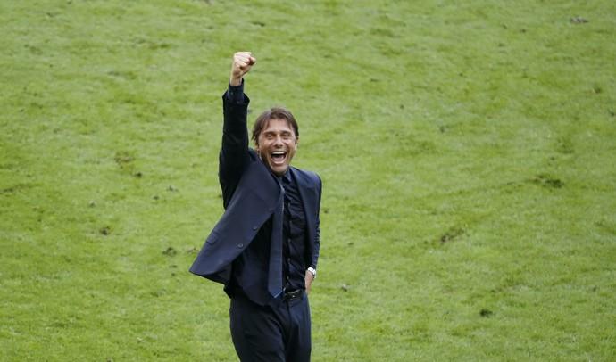 Antonio Conte Itália x Espanha (Foto: Reuters)