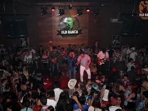 Noite dos Aniversariantes na Casa de shows Old Ranch em Vilhena, RO, nesta sexta, 13 (Foto: Divulgação)