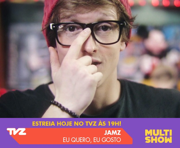 jamz (Foto: multishow)