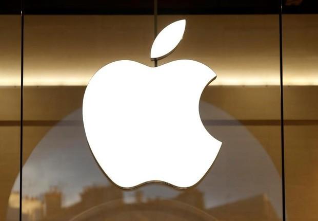 Fachada de loja da Apple em Paris  (Foto: Charles Platiau/Reuters)