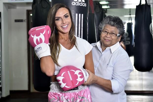 Treino Nicole Bahls (Foto: Roberto Teixeira/ EGO)
