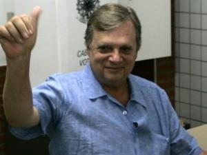 Tasso reafirma que não pretende mais se candidatar (Foto: Arquivo G1)
