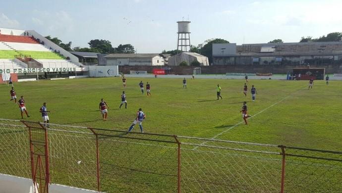 Desportiva x Sport Belém (Foto: Brenno Rayol/GloboEsporte.com)