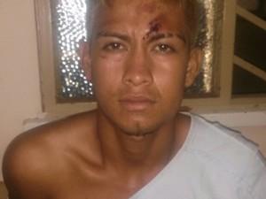 Victor Alves do Nascimento, de 19 anos, confessou os crimes (Foto: Arquivo pessoal)