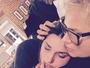 Sasha Meneghel se declara para Xuxa: 'Melhor colo é sempre o seu'