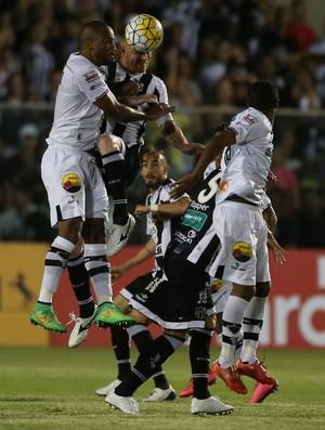 Ceará, Botafogo-PB (Foto: Kid Júnior/Agência Diário)