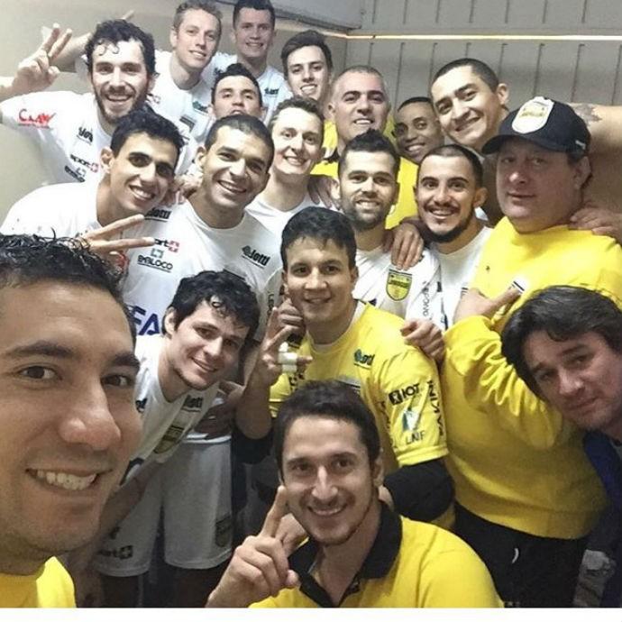 Jaraguá Copa Libertadores de Futsal (Foto: Reprodução Instagram)