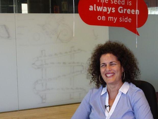 A empreendedora Merav Oren nos últimos anos se focou em criar ambiente para empresas fundadas por mulheres (Foto: THE GIRLS ON THE ROAD)
