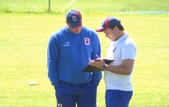 Com vantagem para Z-4, R. Fernandes tenta evitar um relaxamento no Paraná