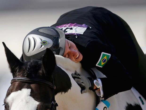 yane marques hipismo pentatlo londres 2012 olimpiadas (Foto: AP)