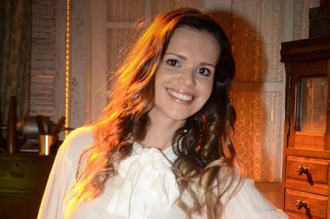Viviane Victorette, a Marinalva de 'Flor do Caribe' (Foto: Raphael Dias/TV Globo)