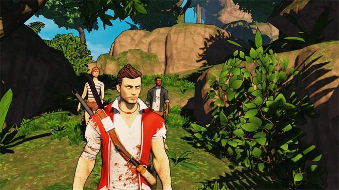 Escape Dead Island traz novo visual e protagonista levemente insano (Foto: allgamesbeta.com)