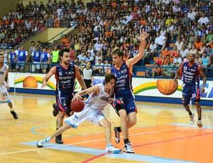 LSB Liga Sorocabana Mogi das Cruzes - NBB (Foto: Dalla Rocca/LSB)