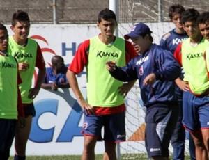 Dado Cavalcanti Paraná (Foto: Divulgação/ Paraná Clube)