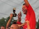 'Estou feliz e honrado', diz Donisete Braga, prefeito eleito de Mauá