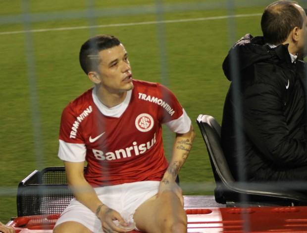 D'Alessandro, meia do Inter (Foto: Diego Guichard/GLOBOESPORTE.COM)