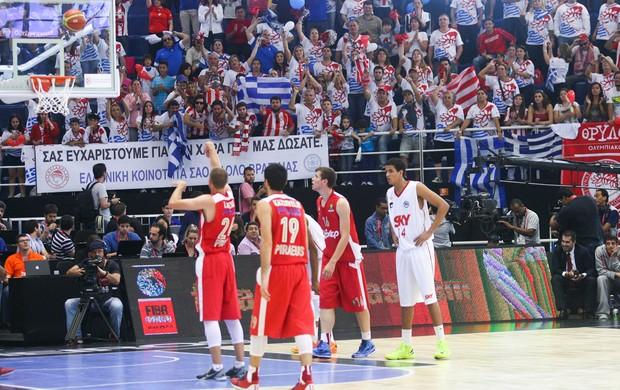 Olympiacos x Pinheiros 2 (Foto: Samuel Vélez)