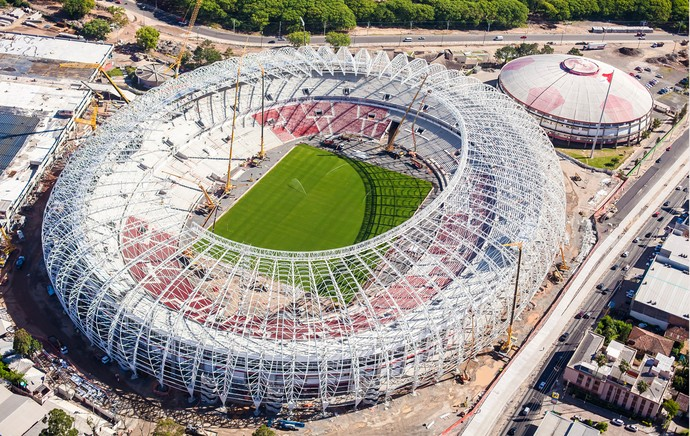 estádio beira rio (Foto: Divulgação  )