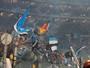 Grêmio explode em alegria com penta: confira como foi a festa da torcida