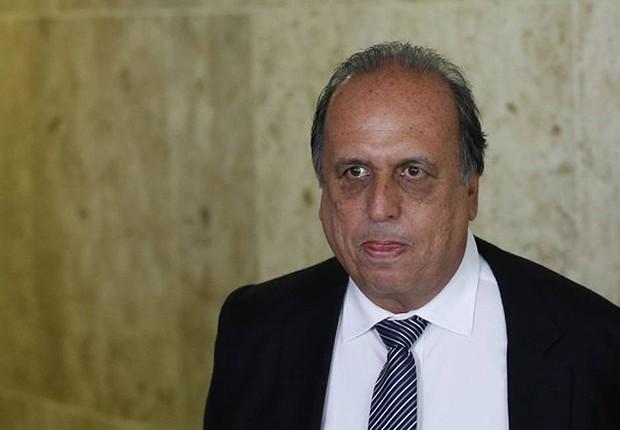 O governador do Rio de Janeiro, Luiz Fernando Pezão (Foto: Ailton de Freitas/Agência O Globo)