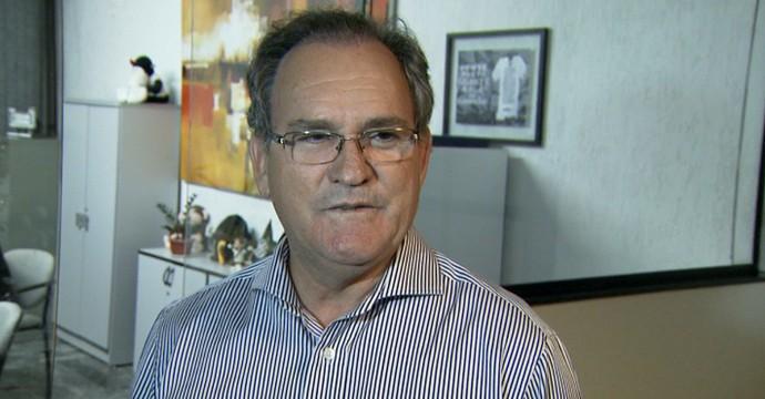 Vanderlei Pereira, presidente Ponte Preta (Foto: Carlos Velardi/ EPTV)