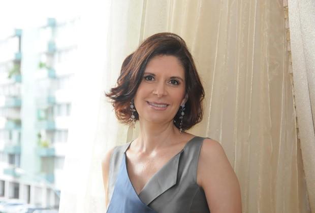 A ADVOGADA MARIA ELIZABETH ROCHA, QUE ASSUME NESTA SEGUNDA (16) A PRESIDÊNCIA DO SUPERIOR TRIBUNAL MILITAR (Foto: Divulgação / Arquivo pessoal)