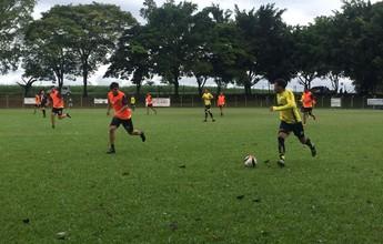 Caldense vence jogo-treino contra o Independente de Limeira