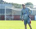 Em recuperação, Héracles participa de treinamento do Atlético-PR no CT