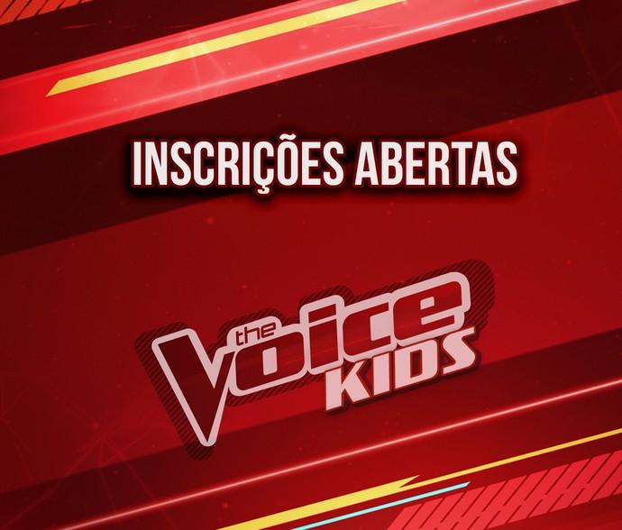 Card inscrições Kids matéria (Foto: Gshow / TV Globo)