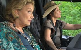 Reta final: Íris e Alice resolvem pegar estrada e ir para Greenville
