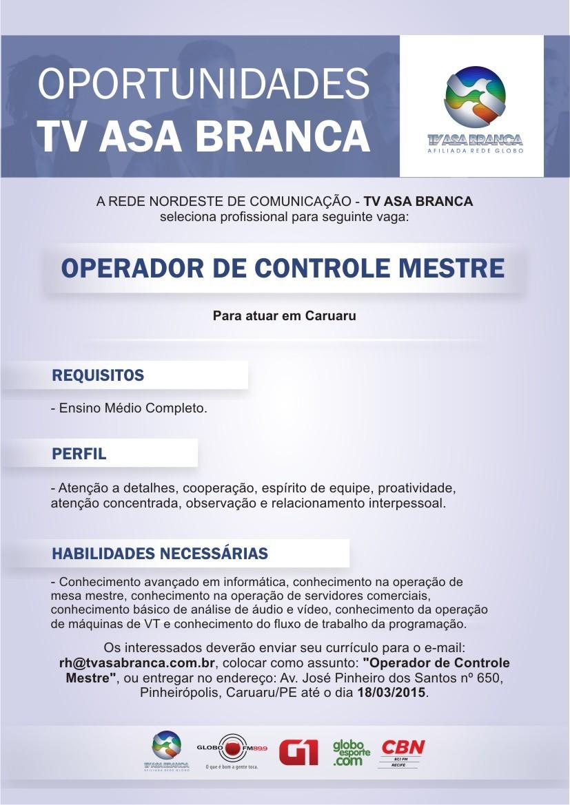 Legenda (Foto: Divulgação/ TV Asa Branca)